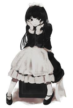 Pretty Anime Girl, Beautiful Anime Girl, Kawaii Anime Girl, Anime Art Girl, Manga Girl, Anime Girls, Female Characters, Anime Characters, Character Inspiration