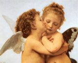 The  First Kiss~Bouguereau...one of my all time favorite prints!!