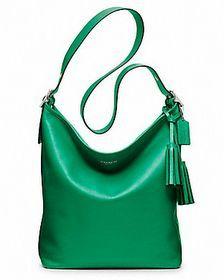 Green bag - love this colour | Bags | Pinterest | Green bag ...