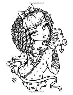 Hannah Lynn Coloring Pages Tattoo Darlings - Bing images Blank Coloring Pages, Abstract Coloring Pages, Printable Adult Coloring Pages, Flower Coloring Pages, Coloring Books, Coloring Sheets, Mandala Coloring, Father Tattoos, Hannah Lynn