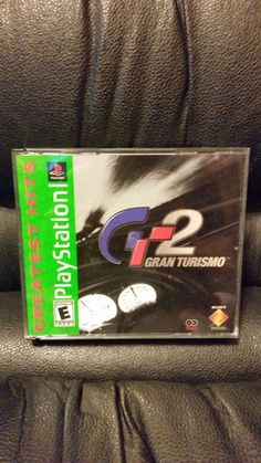 Gran Turismo 2 (Greatest Hits) (Sony PlayStation 1, 1999) COMPLETE