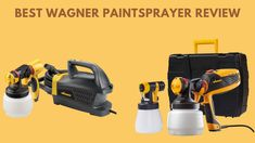 Here you focuse top 7 Best Wagner Paint Sprayer in the resent market. Our expert analysis the find top 7 Best Wagner Paint Sprayer only for you. #PaintSprayer #bestPaintSprayer #BestWagnerPaintSprayer #bestpaintsprayerforwalls #bestprofessionalpaintsprayer #wagnerpaintsprayer #HomeColorPaint Paint Sprayer Reviews, Best Paint Sprayer, Wagner Paint Sprayer, Cool Paintings, Paint Colors, Top, Paint Colours, Colored Pencils, Crop Shirt