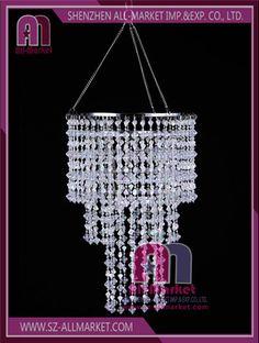 Wedding chandelier plastic chandelier plastic chandelier beads beaded chandelier plastic chandelier wedding lampshade mozeypictures Gallery