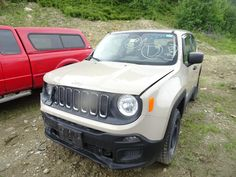 AIR BAG Jeep Parts For Sale, Door Switch, Jeep Renegade, Used Parts, New England, Trucks, Vehicles, Bags, Handbags