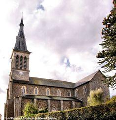 Église Notre-Dame, à Matignon.