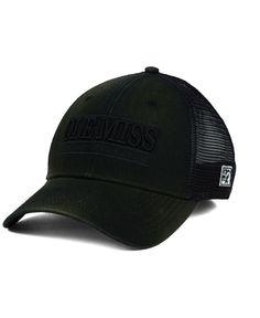 Game Mississippi Rebels Tonal 3 Bar Stretch Cap Gafas 73a8f746ca6