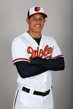Manny Machado Baltimore Orioles Team Photos - ESPN