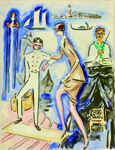 Venise Kees van Dongen  www.artexperiencenyc.com