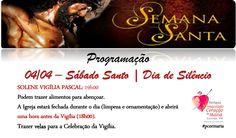 Sábado Santo - 04/04