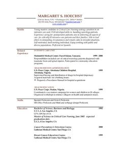 resume examples google search launchgrad resumes pinterest