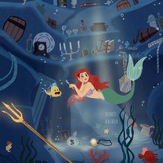 Debbie Balboa — My second set of Disney princesses ♡ Ariel Disney, Disney Pixar, Disney Songs, Disney Quotes, Disney Fan Art, Cute Disney, Disney Girls, Disney And Dreamworks, Disney Magic