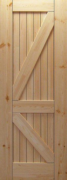 """""""Z"""" door design Shed Doors, House Doors, Into The Woods, Rustic Doors, Wooden Doors, Woodworking Plans, Woodworking Projects, Rustic Kitchen Design, Barn Door Hardware"""