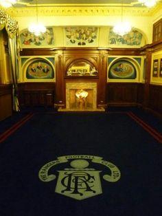 Blue Room - Ibrox Stadium