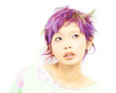 ●美容業界誌『SHINBIYO』2014年1月号掲載作品 hair & photo / motoki kabutoya