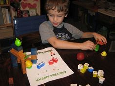 Hands On Angry Bird Addition with Unifix Cubes ~ images from the Angry Bird printables were added to unifix cubes and used along with the Angry Birds game for a great visual help in math time.