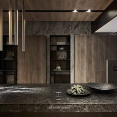 C宅 – 工一設計 Contemporary Interior, Luxury Interior, Interior Architecture, Kitchen Interior, Interior Design Living Room, Living Room Designs, Cabinet Design, Furniture Design, House
