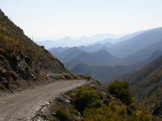Bosluiskloof Pass Trailrider's Quest