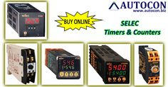 Buy Selec make Timers, Counters, Controllers at our Online Purchase & Business Portal....