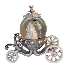 Elegant Snow Globes | Snow Globe every princess finds her prince charming, or they find her.