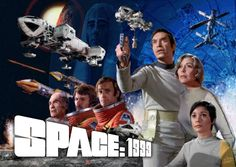 Official Space 1999 Poster: Season 1 from The Gerry Anderson Store
