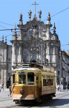 Oporto, iglesia del Carmen - Arte Barroco
