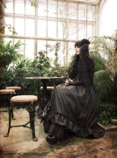 elegant gothic