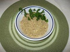gombakrém2 Grains, Paleo, Rice, Food, Essen, Beach Wrap, Meals, Seeds, Yemek