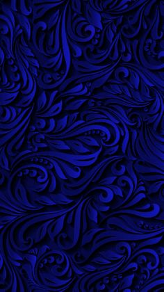 Wallpaper in Blue Patterns & Textures Design Backgrounds for Mobile Phone & Hand Phone such as iPhone and Android Phone & Devices. Galaxy Wallpaper, Cellphone Wallpaper, Blue Wallpapers, Wallpaper Backgrounds, Love Blue, Blue And White, Dark Blue, Iphone Bleu, Luxury Wallpaper