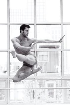 Here is a dancing partner for you Hasmig! James Whiteside | 37 Dreamy Ballet Boys You'll Want To Dance With