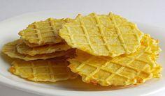 Сырные вафли, приготовленные по этому рецепту, получаются необыкновенно…