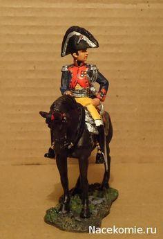 General Savary, C. 1805 Del Prado: Cavalry of the Napoleonic Wars