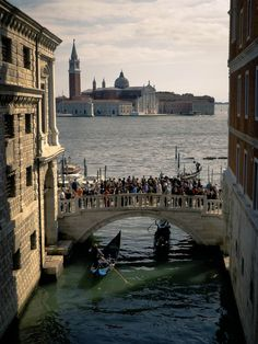 The Venice Bridge by Lidia, Leszek Derda on 500px