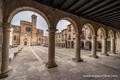 Sigüenza, ciudad rodeada de bellos paisajes tanto arquitectónicos como naturales. Ciudad de gran patrimonio histórico y en parte cuna de la gastronomía