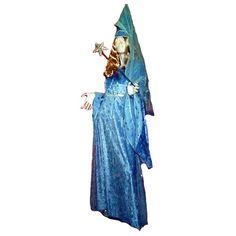 Fée Bleue code produit : 943-042 2 pièces : Robe et Coiffe. Taille(s) : 40.