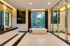 Contemporary Residence near Moscow