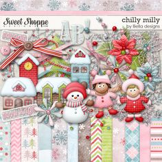Chilly Milly by lliella designs