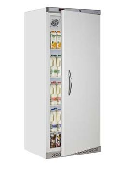 Tefcold UR600S Stainless Steel Solid Refrigerator