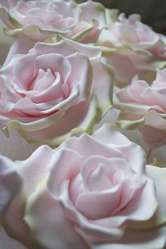 Sweet Avalanche Sugar Roses