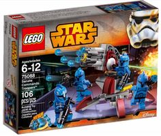 New Images Released For 2015 Winter Wave LEGO STAR WARS Sets