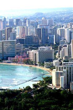 Wonderful Honolulu http://www.travelandtransitions.com/destinations/destination-advice/north-america/