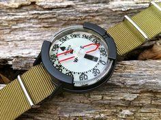 Suunto M-9 Wrist Compass //  A great redundancy that cost minimal sacrifice on your part.