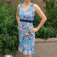 Pattern Reviews> Jalie> 3024 (Dresses)