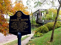 The Most Scenic Ohio Town With Beautiful Bridges: Marietta