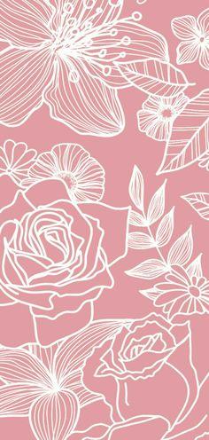 Watercolor Wallpaper, Pastel Wallpaper, Flower Wallpaper, Cool Wallpaper, Iphone Background Wallpaper, Aesthetic Iphone Wallpaper, Screen Wallpaper, Aesthetic Wallpapers, Cute Wallpaper Backgrounds