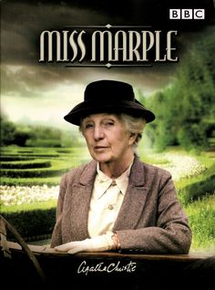 Miss Marple - Joan Hickson; any and every Agatha Christie movie she is in is a good one! My all time favorite, Miss Marple. Did anyone notice that she had a part in one of the Margaret Rutherford movies? Agatha Christie's Poirot, Hercule Poirot, Mystery Show, Mystery Series, Detective Series, Miss Marple, Best Mysteries, Cozy Mysteries, Murder Mysteries