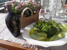 MARIETA AGOURELEO ULTRA PREMIUM EXTRA VIRGIN OLIVE OIL WITH BOILED VEGETABLES