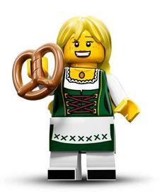 Lego minifigs serie 11