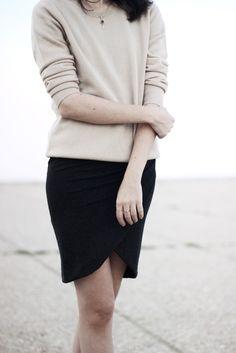 Scorttarius Style - UNIQLO Cashmere Sweater http://www.uniqlo.com/uk/store/goods/128153