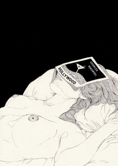 Juxtapoz Magazine - An Update with Berlin aritst, Kaethe Butcher