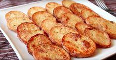 Les meilleures rondelles de pommes de terre cuites au four